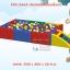 FPN-2069 บ่อบอลสี่เหลี่ยมผืนผ้า thumbnail 1