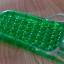 K012-GR**พร้อมส่ง** (ปลีก+ส่ง) รองเท้านวดสปา เพื่อสุขภาพ ปุ่มเล็ก (ใส) สีเขียว ส่งคู่ละ 80 บ. thumbnail 4