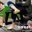 S192 **พร้อมส่ง** (ปลีก+ส่ง) ถุงเท้า ผ้าใบ ข้อสั้นใต้ตาตุ่ม มีซิลิโคนกันหลุดด้านหลัง มี 3 สี(แบบ) เนื้อดี งานนำเข้า(Made in China) thumbnail 21
