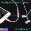 สายหูฟัง Headphone jack AUX 3.5mm A-01 iPhone 7 ราคา 59 บาท ปกติ 190 บาท thumbnail 1