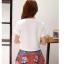 แฟชั่นเกาหลีราคาถูก set เสื้อ และ กระโปรง thumbnail 6