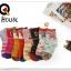 U037-1**พร้อมส่ง** (ปลีก+ส่ง) ถุงเท้าเด็ก Q House (2-5 ปี) มีกันลื่น เนื้อดี งานนำเข้า ( Made in China) thumbnail 6
