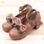 [พรีออเดอร์] รองเท้าโลลิต้า รองเท้าน่ารักๆ สำหรับสาวๆที่ชื่นชอบสไตล์โลลิต้าสุดชิค thumbnail 5