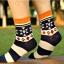 ถุงเท้าเกาหลีTriangle Motif thumbnail 8