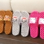 K011 **พร้อมส่ง** (ปลีก+ส่ง) รองเท้านวดสปา เพื่อสุขภาพ ปุ่มเล็ก (การ์ตูน) ส่งคู่ละ 150 บ. thumbnail 8