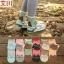 S276**พร้อมส่ง** (ปลีก+ส่ง) ถุงเท้าแฟชั่นเกาหลี ข้อยาว ลายแมว เนื้อดี งานนำเข้า(Made in China) thumbnail 1
