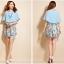 ชุดเดรสแฟชั่น set3 ชิ้น เดรส ,mini skirt ,สร้อยคอ พร้อมส่ง thumbnail 8