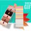 เซตของขวัญพร้อมกล่อง ถุงเท้าหุ้มข้อลายแมว 5 คู่ thumbnail 1