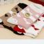 S334**พร้อมส่ง** (ปลีก+ส่ง) ถุงเท้าแฟชั่นเกาหลี ข้อยาว คละ 5 สี มี 10 คู่/แพ็ค เนื้อดี งานนำเข้า(Made in China) thumbnail 7