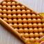 K011-BR1 **พร้อมส่ง** (ปลีก+ส่ง) รองเท้านวดสปา เพื่อสุขภาพ ปุ่มเล็ก คุมะ RIlakkuma สีน้ำตาล ส่งคู่ละ 150 บ. thumbnail 3