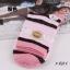 S352 **พร้อมส่ง** (ปลีก+ส่ง) ถุงเท้าแฟชั่นเกาหลี ข้อยาว คละ 5 สี มี 10 คู่/แพ็ค เนื้อดี งานนำเข้า(Made in China) thumbnail 7