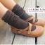 [พิเศษ 2 คู่ 130 ] ถุงเท้าตุยๆยาวสไตล์ญี่ปุ่น thumbnail 9