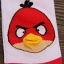 S067**พร้อมส่ง** (ปลีก+ส่ง) ถุงเท้าแฟชั่นเกาหลี จมูกข้อสั้น ลายAngry Bird เนื้อดี งานนำเข้า(Made in china) thumbnail 5