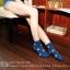 S380**พร้อมส่ง** (ปลีก+ส่ง) ถุงเท้าแฟชั่นเกาหลี ข้อสั้น เนื้อดี งานนำเข้า(Made in china) thumbnail 13
