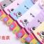 S035 **พร้อมส่ง** (ปลีก+ส่ง) ถุงเท้านิ้ว แฟชั่นเกาหลี มี 9 ลาย เนื้อดี งานนำเข้า (Made in china) thumbnail 15