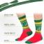 S374**พร้อมส่ง** (ปลีก+ส่ง) ถุงเท้าแฟชั่นเกาหลี ชาย ข้อยาว เนื้อดี งานนำเข้า(Made in china) thumbnail 2