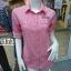 เสื้อเชิ้ตแฟชั่นผู้หญิง H1173 thumbnail 2