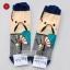 A031**พร้อมส่ง**(ปลีก+ส่ง) ถุงเท้าแฟชั่นเกาหลี ข้อสูง มีหมวก มี 4 แบบ เนื้อดี งานนำเข้า( Made in Korea) thumbnail 4