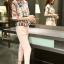 แฟชั่นเกาหลี set เสื้อ และกางเกงขายาว น่ารักมากๆ thumbnail 6