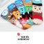 S102**พร้อมส่ง** (ปลีก+ส่ง) ถุงเท้าแฟชั่นเกาหลี ข้อยาว เนื้อดี งานนำเข้า(Made in china) thumbnail 3