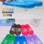 K021 **พร้อมส่ง** (ปลีก+ส่ง) รองเท้านวดสปา เพื่อสุขภาพ ปุ่มเล็ก(ใส)แบบนิ่ม มี 6 สี thumbnail 1