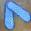 K015-SBL**พร้อมส่ง** (ปลีก+ส่ง) รองเท้านวดสปา เพื่อสุขภาพ ปุ่มใหญ่แบบนิ่ม สีฟ้า ถอดพื้นทำความสะอาดได้ ส่งคู่ละ 180 บ. thumbnail 8