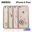 เคส ซิลิโคน iPhone 6 Plus Remax Crystal Protective Shell ลดเหลือ 80 บาท ปกติ 375 บาท thumbnail 1