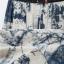[พร้อมส่ง] แฟร์ชั่นยุโรปผู้หญิง 2014 ฤดูร้อนใหม่ลูกไม้กระโปรงผ้าฝ้ายพิมพ์ลาย +เสื้อลูกไม้พร้อมซับใน Leisure Suit thumbnail 5
