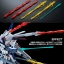 [P-Bandai] MG 1/100 Freedom Gundam Ver. 2.0 Effect Part Set thumbnail 2