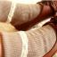 ถุงเท้าน่ารัก สไตล์พับข้อ thumbnail 1