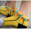 S367**พร้อมส่ง** (ปลีก+ส่ง) ถุงเท้าแฟชั่นเกาหลี ข้อสั้น แต่งขอบ ประดับลูกตุ้ม เนื้อดี งานนำเข้า(Made in china) thumbnail 7