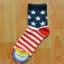 S147**พร้อมส่ง** (ปลีก+ส่ง) ถุงเท้าแฟชั่นเกาหลี ข้อยาว เนื้อดี งานนำเข้า(Made in China) thumbnail 1