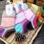S332**พร้อมส่ง** (ปลีก+ส่ง) ถุงเท้าแฟชั่นเกาหลี ข้อสั้น เนื้อดี งานนำเข้า(Made in China) thumbnail 1