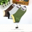 S355**พร้อมส่ง** (ปลีก+ส่ง) ถุงเท้าแฟชั่นเกาหลี ข้อสั้น ชาย คละ 5 สี มี 10 คู่ต่อแพ็ค เนื้อดี งานนำเข้า(Made in China) thumbnail 5