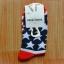 S147**พร้อมส่ง** (ปลีก+ส่ง) ถุงเท้าแฟชั่นเกาหลี ข้อยาว เนื้อดี งานนำเข้า(Made in China) thumbnail 2