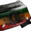กระเป๋าสตางค์ยาว หนังแท้ รูป BOB MARLEY2 แบบ 2 พับ พร้อมโซ่ thumbnail 4