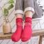S523-1**พร้อมส่ง** (ปลีก+ส่ง) ถุงเท้าข้อยาว แฟชั่นเกาหลี คละสี มี 10 คู่ต่อแพ็ค เนื้อดี งานนำเข้า(Made in China) thumbnail 3