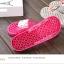 K011 **พร้อมส่ง** (ปลีก+ส่ง) รองเท้านวดสปา เพื่อสุขภาพ ปุ่มเล็ก (การ์ตูน) ส่งคู่ละ 150 บ. thumbnail 12