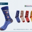 S375**พร้อมส่ง** (ปลีก+ส่ง) ถุงเท้าแฟชั่นเกาหลี ชาย ข้อยาว เนื้อดี งานนำเข้า(Made in china) thumbnail 4