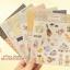 สติ๊กเกอร์ชุด : ICONIC Dairy Deco Pack V.5