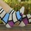 S072**พร้อมส่ง** (ปลีก+ส่ง) ถุงเท้าแฟชั่นเกาหลีผู้ชาย ข้อยาว เนื้อดี งานนำเข้า(Made in china) thumbnail 10