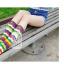 S250**พร้อมส่ง** (ปลีก+ส่ง) ถุงเท้าแฟชั่นเกาหลี ข้อยาว คละ 8 ลาย มี 12 คู่ต่อแพ็ค เนื้อดี งานนำเข้า(Made in China) thumbnail 7