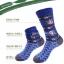 S375**พร้อมส่ง** (ปลีก+ส่ง) ถุงเท้าแฟชั่นเกาหลี ชาย ข้อยาว เนื้อดี งานนำเข้า(Made in china) thumbnail 2