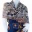 ผ้าคลุ่มไหลแบบ Classic Frence Flowerไตล์ฝรั่งเศษ thumbnail 3