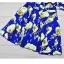 ชุดว่ายน้ำวันพีช ลายกราฟฟิก สีน้ำเงิน ดีไซน์เก๋ ใส่ได้ 2 แบบ thumbnail 9
