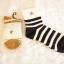 ถุงเท้าพับข้อน่ารักมี2สี [ขนาดเท้า35-38] thumbnail 1