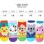 A008 **พร้อมส่ง**(ปลีก+ส่ง) ถุงเท้าแฟชั่นเกาหลี จมูก 3 มิติ มี 5 แบบ เนื้อดี งานนำเข้า( Made in Korea) thumbnail 1