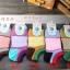 S332**พร้อมส่ง** (ปลีก+ส่ง) ถุงเท้าแฟชั่นเกาหลี ข้อสั้น เนื้อดี งานนำเข้า(Made in China) thumbnail 17