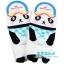 A035**พร้อมส่ง**(ปลีก+ส่ง) ถุงเท้าแฟชั่นเกาหลี ข้อสั้น มีขา มี 6 แบบ เนื้อดี งานนำเข้า( Made in Korea) thumbnail 3