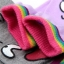 S035 **พร้อมส่ง** (ปลีก+ส่ง) ถุงเท้านิ้ว แฟชั่นเกาหลี มี 9 ลาย เนื้อดี งานนำเข้า (Made in china) thumbnail 10